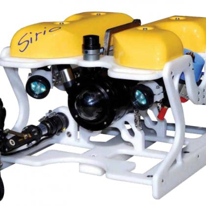 ROV水下机器人-来自意大利