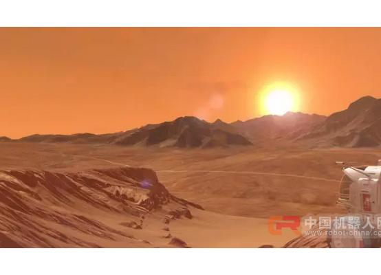你是火星人吗?不,我来自地球!