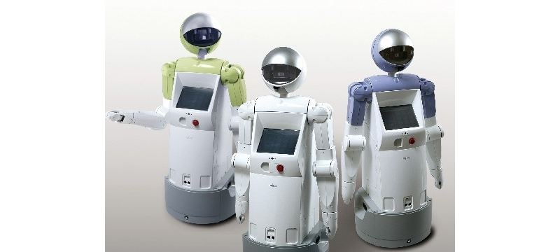 全省新华书店首推机器人导购 无人书店趣味多