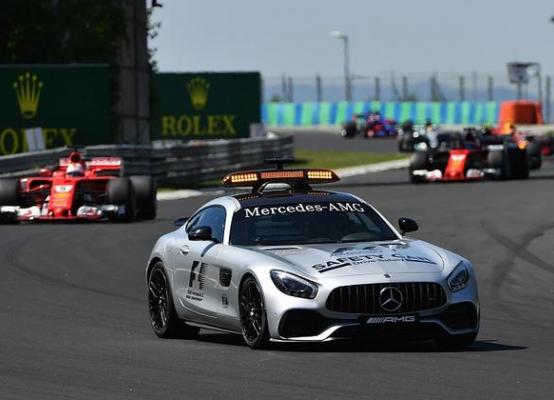 FIA:F1安全车将使用无人驾驶技术
