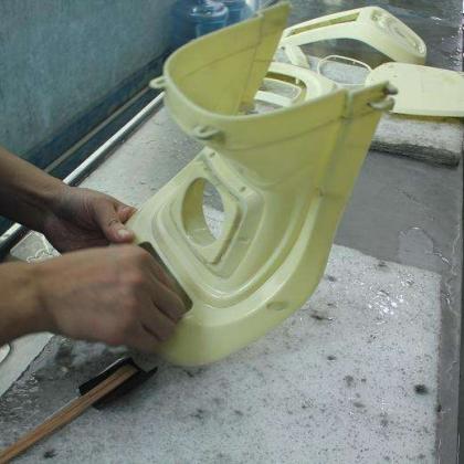 北京机器人手板模型样件机壳加工 验证手板模型件制作 喷漆丝印