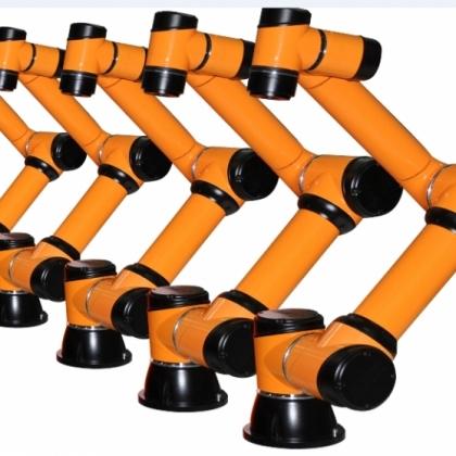 遨博i5人机协作机械手臂