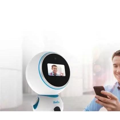 儿童学习机器人|ibotn宝宝家中启蒙小教师