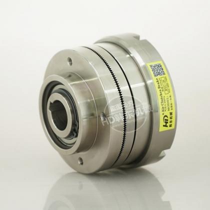 高精准度气动离合器 小型齿式离合器BTC10