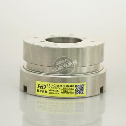 工业自动化设备离合器 高精度气动离合器HBS型