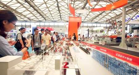 拒绝碎片式制造,科大智能惊艳亮相2017上海国际工业装配与传输技术展览会(图2)
