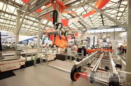 拒绝碎片式制造,科大智能惊艳亮相2017上海国际工业装配与传输技术展览会(图3)