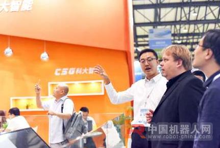 拒绝碎片式制造,科大智能惊艳亮相2017上海国际工业装配与传输技术展览会(图5)