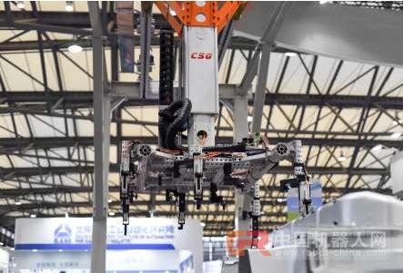 拒绝碎片式制造,科大智能惊艳亮相2017上海国际工业装配与传输技术展览会(图6)