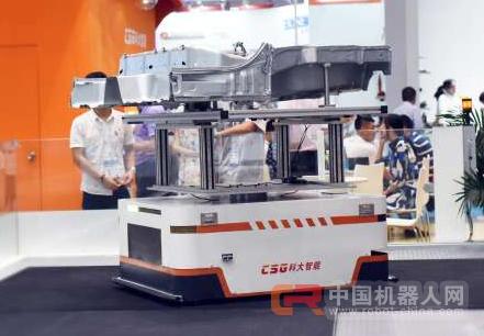 拒绝碎片式制造,科大智能惊艳亮相2017上海国际工业装配与传输技术展览会(图7)