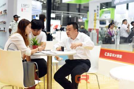 拒绝碎片式制造,科大智能惊艳亮相2017上海国际工业装配与传输技术展览会(图9)