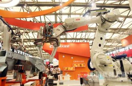 拒绝碎片式制造,科大智能惊艳亮相2017上海国际工业装配与传输技术展览会(图8)