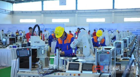 """为工业机器人产业""""固本培元"""""""