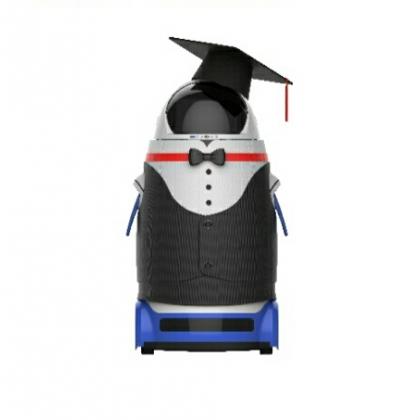进化者小胖机器人教师助手