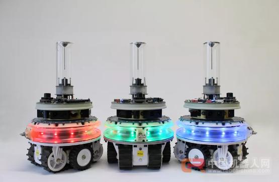 """当需要协作时 这些机器人能实现""""心灵融合"""""""