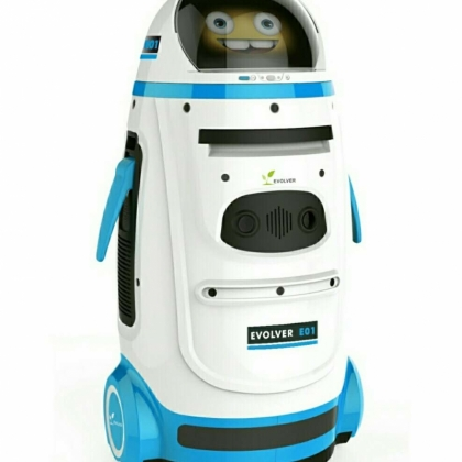 进化者小胖家用机器人
