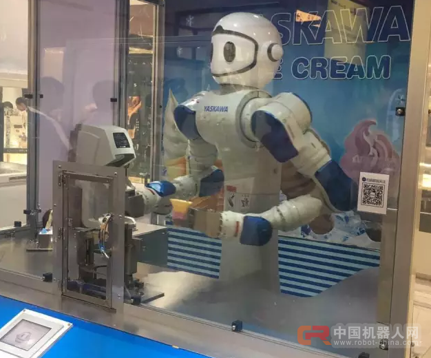 安川电机携手高岛屋特别活动——科技让生活更美好 安川机器人展