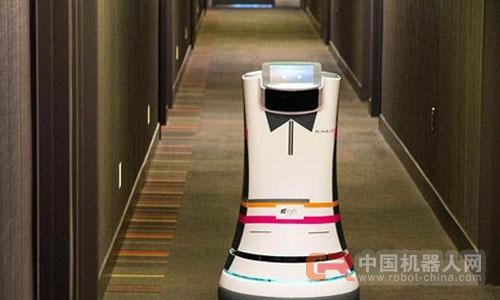 开启行走的正确方式 商用机器人迈进下一片蓝海
