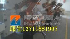 冲压上下料机械手视频,冲床冲压机器人生产厂家
