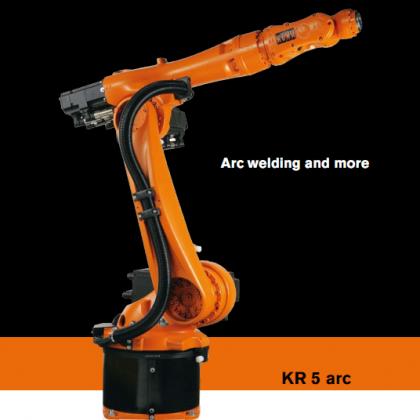 库卡机器人KR5arc厂家|代理|3D图