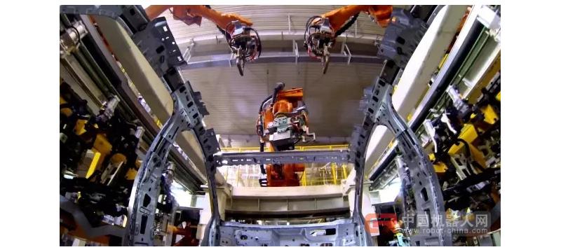 ABB 计划将机器人产能提高一倍,想称霸 110 亿美元的中国工业机器人市场