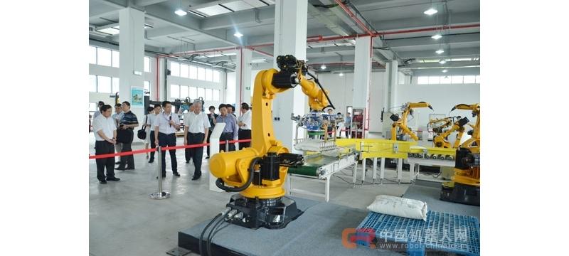 埃斯顿自动化:发力锂电智能制造 2019年机器人本体产能可达5000套