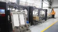 【沃迪智能】上海沃迪智能包装码垛生产线--张江项目