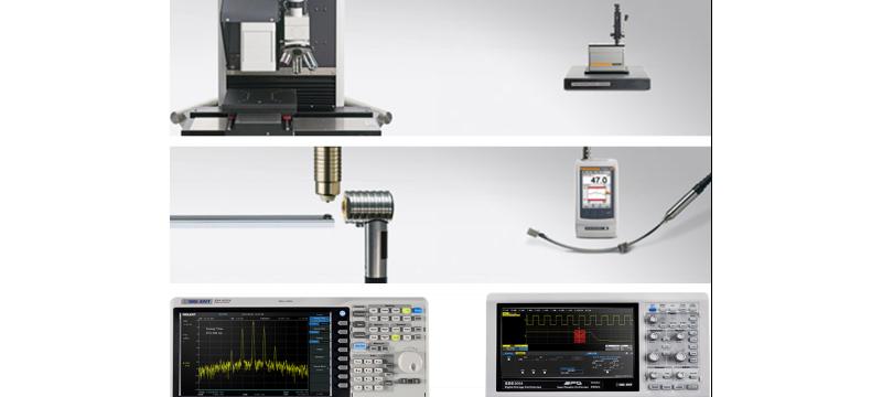 检测设备集结亮相第十九届高交会光电显示展