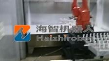 自动化喷涂机器人喷漆机械手生产厂家视频案例