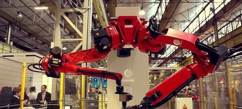 "ABB公司再次""加码""重庆 升级两大工厂 力推新一代机器人"