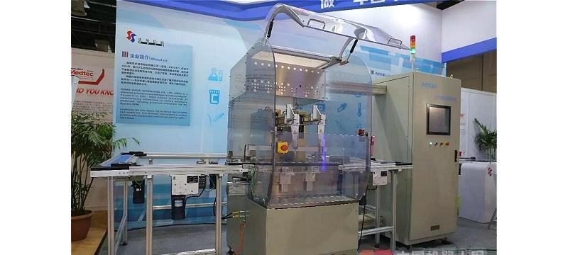 首度亮相Medtec中国展 先步机器人引发行业关注