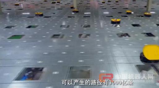 中国的快递分拣系统逆天了:机器人5分钟计算量,相当于一个繁忙机场