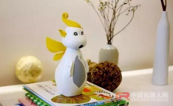 市场需求加速释放 儿童伴读机器人将迎风口