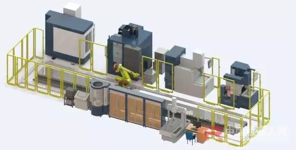 发那科联手模具行业三大巨头 打造模具柔性自动化生产(图2)