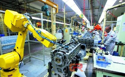 """从""""硬骨头""""下手 打造机器人完整产业链"""