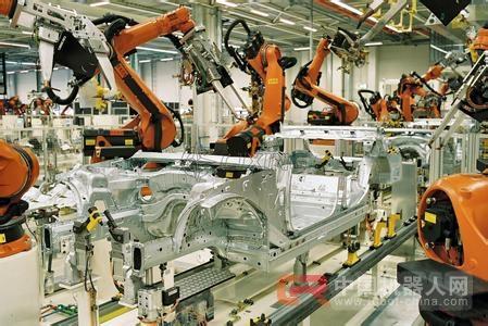 抢最大工业机器人市场 ABB登陆大幅扩產