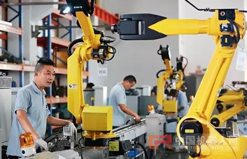 新一代工业机器人--智能机器人将井喷