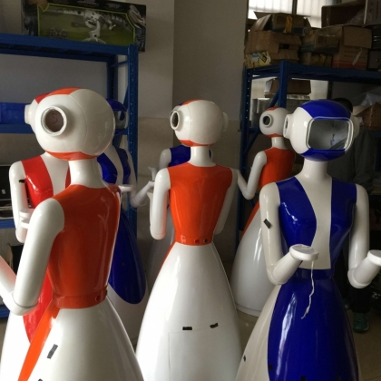 服务送餐机器人厂家定制,出租