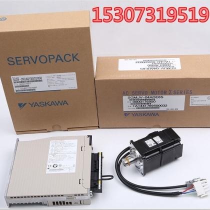 安川SGMGH-55A2A21原装正品伺服电机
