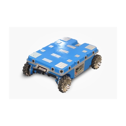 全向轮(麦克纳姆轮)全向机器人底盘  智能机器人移动平台
