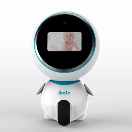 能看娃能学习的ibotn学习机器人