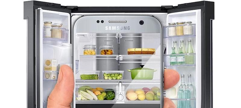 """这款""""会自拍""""的智能冰箱,让你和购物清单彻底说再见"""