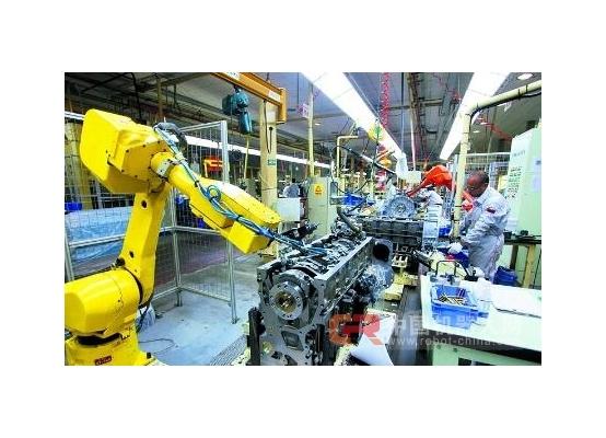 我国的工业机器人核心竞争力不强 需多方合力破瓶颈