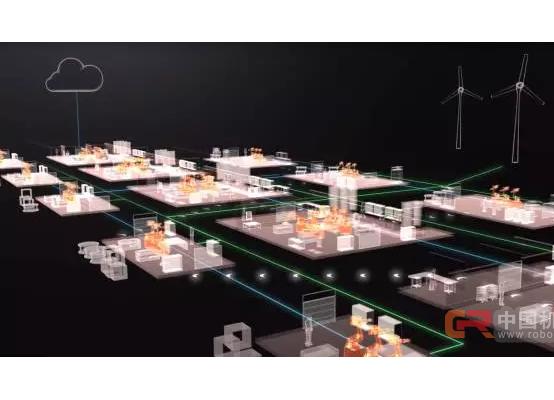 """未来智能工厂里的""""橙色精灵"""""""