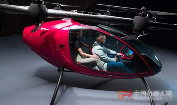 能自动驾驶的纯电动载人飞机真的来了