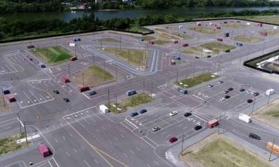 自动驾驶前途未卜,Uber还是建了一座模拟城市进行测试
