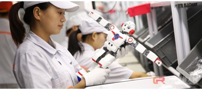 未来工业机器人市场,还看中国