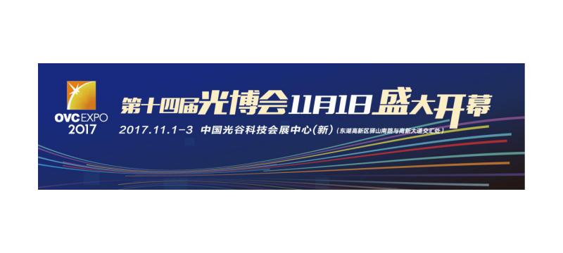 武汉光博会11月1日即将盛大开幕!