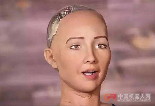 沙特阿拉伯授全球首个机器人国籍