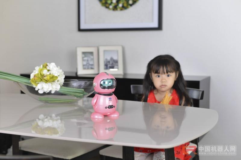 早教机器人
